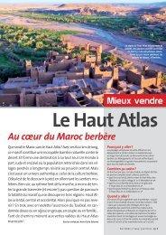 PDF :Maroc Haut Atlas