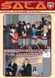 na stiahnutie (pdf - 1.26 MB) - Mesto Šaľa