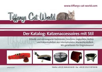 Der Katalog - Tiffanys Dog World