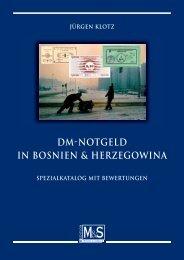 DM-NOTGELD IN BOSNIEN & HERZEGOWINA