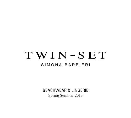 BEACHWEAR & LINGERIE - Twin-Set