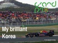 My Brilliant Korea - Grandprixplus