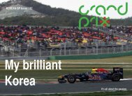 My Brilliant Korea - Grandprixplus