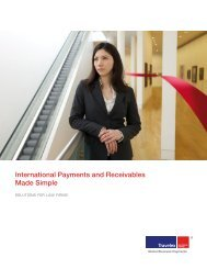 International Payments and Receivables Made Simple - Travelex
