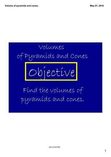Volume of Pyramids and Cones.pdf