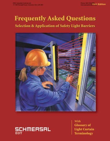 "or ""beam spacing""? 4 - IPEC Industrial Controls Ltd."