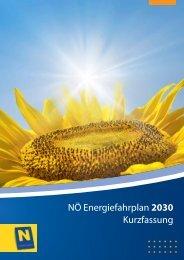 NÖ Energiefahrplan 2030 Kurzfassung - Energie- und ...