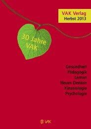 finden Sie hier als niedrig aufgelöstes PDF - bei der VAK Verlags ...