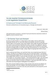 EKD 2013 - Ehrenamt - Vortrag Herbst - (AmD) in Westfalen
