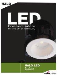 Halo LED Brochure - Aaark Heating