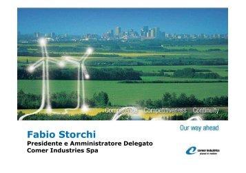Fabio Storchi - Associazione Conoscere Eurasia
