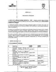 1 2 Julio 16/2010 3 5 - Unidad de Planeación Minero Energética ...