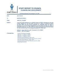 Staff Report - Land Use Contract Application No. LU000035 ...