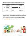 Qu'est‐ce que le programme ClaScience? - Clik Media - Page 6