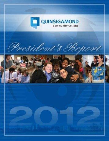 2012 - Quinsigamond Community College