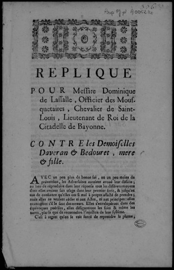 P 0 u . R |Meffire - Dominique