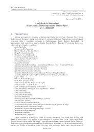 Pobierz Komunikat w formacie pdf - Ruch Światło-Życie