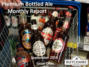 September 2011 - bottled butcombe