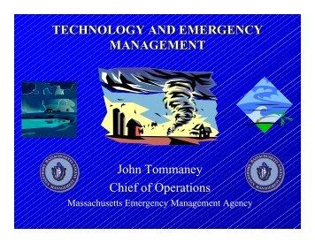 MEMA disaster assistance program :