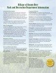 2013 Summer Program Flyer - Village of Brown Deer - Page 2