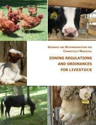 zoning regulations and ordinances for livestock - Eastern ...