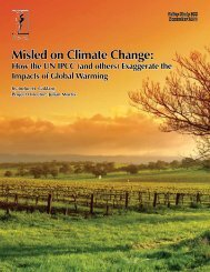 Misled on Climate Change - Reason Foundation