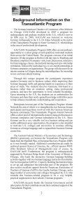 Transatlantic Program 2009 - Page 4