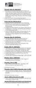 Transatlantic Program 2009 - Page 7