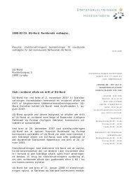 2008-02-19. UU-Nord. Reviderede vedtægter - Statsforvaltningen