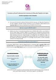 formalité brevet jeunesse et sport - 0,20 Mb - Les services de l'État ...