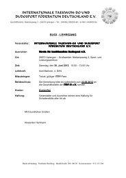 12-06-30 Kostenloser Sugi-Lehrgang GS