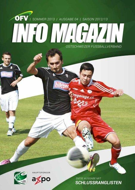 OFV Info Magazin Sommer 2013