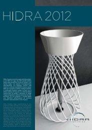 Hidra Ceramica inizia la propria attività produtti- va nel 1989 ed è ...