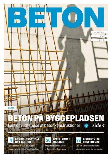 Læs mere - Dansk Beton