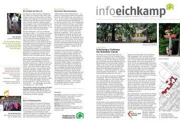 Schulcampus Eichkamp Die Reinfelder Schule - Siedlung Eichkamp