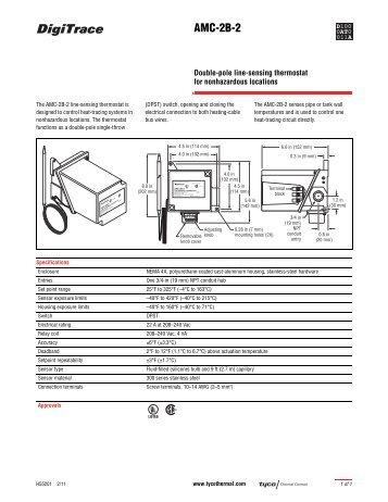 raychem amc f5 wiring diagram trusted schematics wiring diagrams u2022 rh bestbooksrichtreasures com