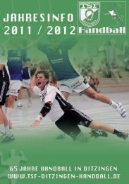 Download - TSF Ditzingen Handball
