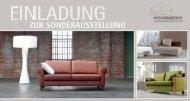 zur sonderausstellung - Wolkenweich Polster-Manufaktur GmbH