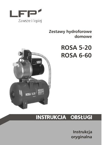 ROSA 5-20 ROSA 6-60 - LFP