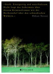 Vorschau herunterladen PDF - S. Fischer Verlag