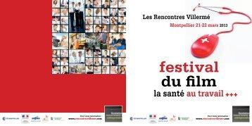 Rencontres Villermé - Fondation Entreprendre