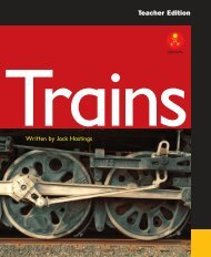 TE Trains pages