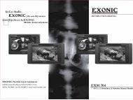 EXM 704 - Ample Audio