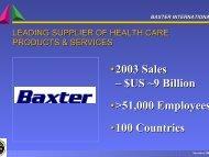 •2003 Sales – $US ~9 Billion •>51,000 Employees •100 ... - NAEM