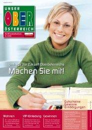 Unser Oberösterreich - Die Oö. Landesillustrierte Nr. 5/2008