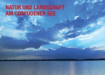 natur und landschaft am cospudener see - Stiftung Bürger für Leipzig