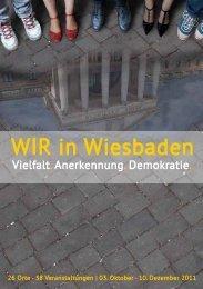 finden sie das Programmheft als PDF zum Download - WIR in ...