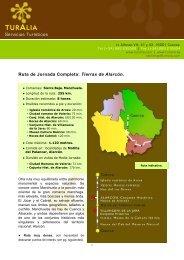 2. Restaurante en Alarcón - Turalia Iniciativas Turísticas