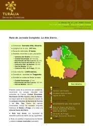 1. Restaurante en Tragacete. Centro población - Turalia Iniciativas ...