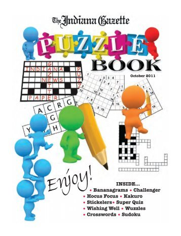 Puzzle Book October 2011_Puzzle Book October ... - Indiana Gazette